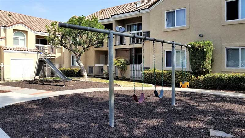 Durfee Terrace Apartments: Fun Playground