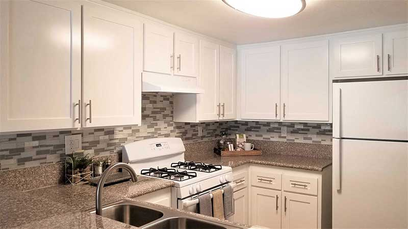 Durfee Terrace Apartments: Designer Cabinetry